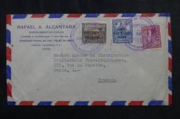 VENEZUELA - Enveloppe Commerciale De Caracas Pour La France En 1947 Par Avion - L 72954 - Venezuela