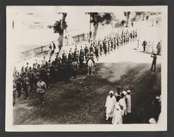 "Egypt - Very Rare - Vintage Original Photo - ( Arrival Of The Holy Carpet ""MAHMAL""  ) - As Scan - 11x9 Cm - Arabia Saudita"