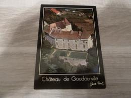 VALENCE D'AGEN - CHATEAU DE GOUDOURVILLE - EDITIONS APA-POUX - AS -DE-COEUR - - Valence