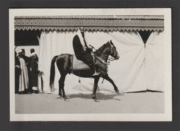 Egypt - Rare - Vintage Original Photo - As Scan - 9x6.5 Cm - Arabia Saudita