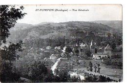 ST-POMPON (Dordogne) - Vue Générale - Altri Comuni