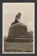 Egypt - Rare - Vintage Original Post Card - The Statue Of The Renaissance Of Egypt In Its Old Location - Bab Al-Hadid St - Covers & Documents