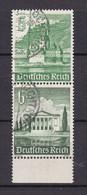 Deutsches Reich - 1940 - Michel Nr. S 258 UR - Gestempelt - Se-Tenant
