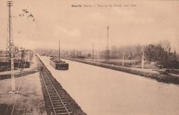 BAUVIN NORD 59 RARE VUE SUR LE CANAL - Otros Municipios