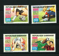 GABON 1994 SOCCER FOOTBALL WORLD CUP - 1994 – Stati Uniti