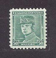Czechoslovakia 1935 MNH ** Mi 338 Sc 208 M.R.Stefanik. Tschechoslowakei. C9 - Czechoslovakia