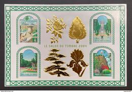 France BL071 - Salon Du Timbre 2004 Jardins De France Block Sheet Nr. 71 - 2004 - FRABL071MNH - Ongebruikt
