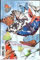 France 2010 - Yv N° F4498** - Les Papillons (4498 à 4501) - Ongebruikt