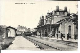 87 - Haute Vienne - Eymoutiers - La Gare - Non Classificati