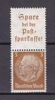 Deutsches Reich - 1939 - Michel Nr. S 175 - Ungebr. - Se-Tenant