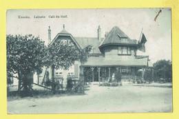 * Knokke - Knocke (Kust - Littoral) * Café Du Golf, Laiterie, Restaurant, Animée, Unique, TOP, Prachtkaart, Zeldzaam - Knokke