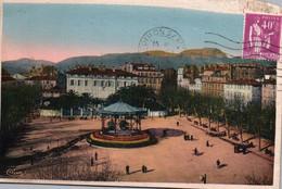 3442 Carte Postale TOULON  La Place D'Armes      Gloriette       83 Var - Toulon