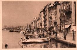 3439 Carte Postale TOULON  Quai De  Cronstadt      Barques  Bateaux        83 Var - Toulon
