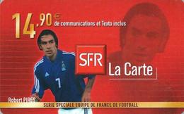 Carte Prépayée -  SFR La Carte - Pires / 14.90 € - Frankreich