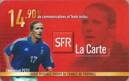 Carte Prépayée -  SFR La Carte - Petit / 14.90 € - Frankreich