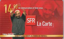 Carte Prépayée -  SFR La Carte - Barthez  / 14.90 € - Frankreich
