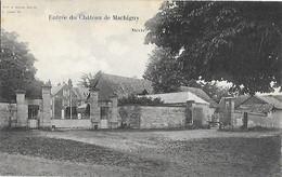 58 Nièvre - MACHIGNY - Entrée Du Château - - Saint Pierre Le Moutier