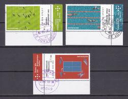 BRD - 2012 - Michel Nr. 2924/2926 Ecke - Gestempelt - [7] Federal Republic