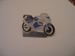 Moto SUZUKI Garage CASSEGRAIN à ORLEANS - Motorfietsen