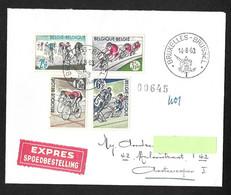 1255/58 - Spoedbestelling (1963) - Belgium
