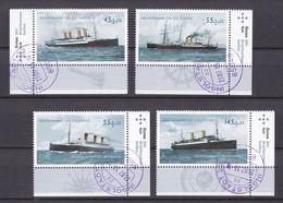 BRD - 2010 - Michel Nr. 2809/2812 Ecke - Gestempelt - [7] Federal Republic