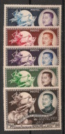 Laos - 1952 - N°Yv. 18 à 22 - Série Complète UPU - Neuf Luxe ** / MNH / Postfrisch - Laos
