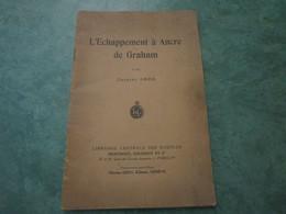L'Echappement à Ancre De Graham Par Charles Gros (32 Pages) - Sciences