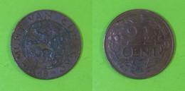 Curacao - 2 1/2 Cents 1948 Used (cu003) - Curaçao