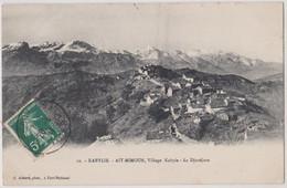 CPA Kabilie Ait Mimoun  (Algérie)  Un Villa De La Djurdjura   Ed Achard  Cachet Fort National - Other Cities