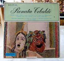 Renata Tebaldi  /  Récital : Puccini, Verdi, Catalani, Boito, Giordano, Mozart, - Opera / Operette