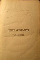 S. Godelieve Van Ghistel - Door Louis Vanhaecke - 1870 -  Gistel Heiligen Heiligenverering - Unclassified