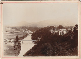 1892/95  ****  HAUTES PYRENEES ****    CAMBO  La Nive Et Le Pont - Lieux