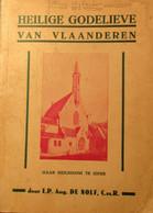 Heilige Godelieve Van Vlaanderen - Haar Heiligdom Te Ieper - Door A. De Nolf - 1940 - Heiligen - Heiligen Ieper Gistel - Unclassified