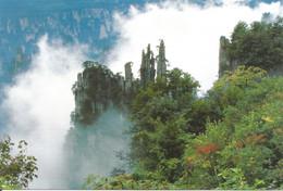 (CHINA) WULINGYUAN, IMPERIAL BRUSH PEAK - Used Postcard - China