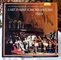Anna Tomowa-Sintowa : Verdi -  L'art D'Anna Tomowa Sintowa - Opera / Operette