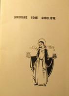 Lofkrans Voor Godelieve - Door Michel Coune - 1984 - Haiku - Gistel - Heiligenverering - H. Godelieve - Unclassified