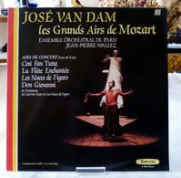 José Van Dam : Les Grands Airs De Mozart - Opera / Operette