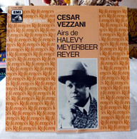 Cesar Vezzani : Airs De Halevy, Meyerbeer, Reyer - Opera / Operette