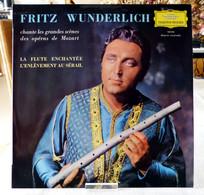 Fritz Wunderlich : Chante Les Grandes Scènes Des Opéras De Mozart - Opera / Operette