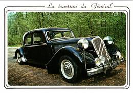 CPM 52 (Haute-Marne) Colombey - Traction Avant Ayant Appartenu Au Général Charles De Gaulle De 1955 à 1958 TBE - Hombres Políticos Y Militares