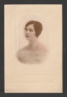 """Egypt - 1928 - Rare - Vintage Original Photo - Egyptian Lady - """"Silver Nitrate Quality"""" - Covers & Documents"""