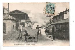 30 - GRAND'COMBE . LAVAGE CENTRAL - Réf. N°10544 - - La Grand-Combe