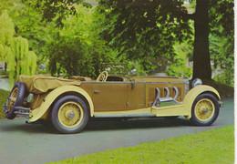 Mercedes-Benz Typ SS Sportwagen (1928)   -  Carte Postale - Toerisme