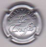 Capsule Champagne TREUFFET ( 7a ; Estampée Argent , Balnot-sur-Laignes ) {S08-21} - Unclassified