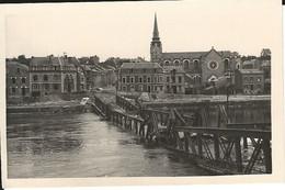 Photo Haybes 1940: Pont Détruit - Autres Communes