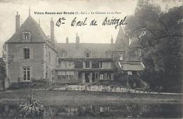 10 - 2020 - BOUL - CHATEAU -SEINE MARITIME - 76 - VIEUX ROUEN SUR BRESLE - Baron Borel De Brétizel - Altri Comuni