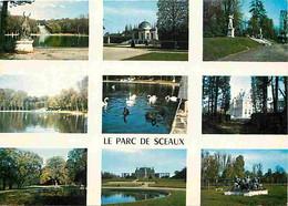 92 - Sceaux - Le Parc - Multivues - Cygnes - CPM - Voir Scans Recto-Verso - Sceaux