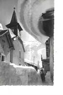 LE TOUR    GROS PLAN EGLISE   PERSONNAGE  PHOTO   TAIRRAZ       DEPT 74 - Andere Gemeenten