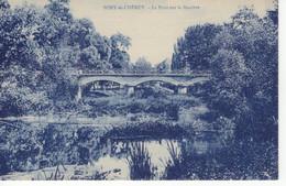 Pont De Chéruy  -  Le Pont Sur La Bourbre  -  CPA - Pont-de-Chéruy