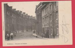 Bouffioulx - Chaussée De Châtelet ... Animation - 1903 ( Voir Verso ) - Chatelet